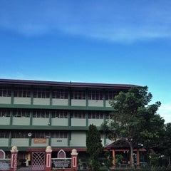 Photo taken at Sekolah Menengah Kebangsaan Agama Kuala Lumpur by Arami A. on 1/30/2014