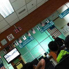 Photo taken at Immigration Department (Jabatan Imigresen) Presint 14 Branch by Nadia M. on 2/21/2013