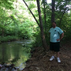 Photo taken at Natural Falls State Park by Melissa P. on 6/14/2014