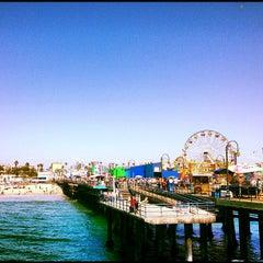 Photo taken at Santa Monica Pier by Dyane P. on 5/31/2013