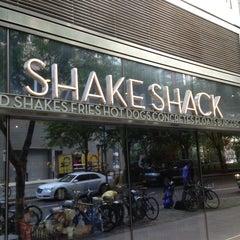 Photo taken at Shake Shack by John J. on 7/26/2013