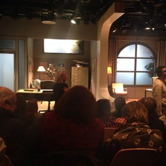 Photo taken at Peter Jay Sharp Theater @ Playwrights Horizons by Stacy F. on 1/15/2014