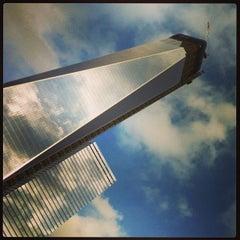 Photo taken at One World Trade Center by Debra R. on 2/4/2013