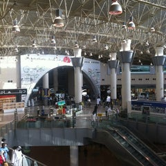 Photo taken at Kuwait International Airport by a7med 24 on 6/5/2013