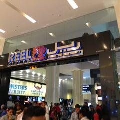 Photo taken at Reel Cinemas ريل سينما by Fadi H. on 6/17/2013