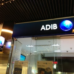 Photo taken at ADIB - مصرف ابوظبي الاسلامي by Fadi H. on 6/27/2013