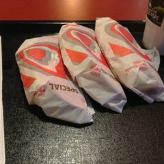 Photo taken at Taco Bell by James M. on 12/20/2012
