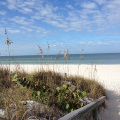 Photo taken at Pass-a-Grille Beach by Beth S. on 12/2/2012