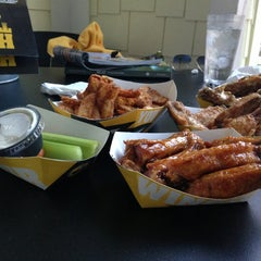 Photo taken at Buffalo Wild Wings by Kristina on 7/10/2013
