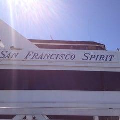 Photo taken at Pier 3 by Debbie S. on 5/11/2014