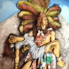 Photo taken at El Rey Azteca by David W. on 8/19/2013
