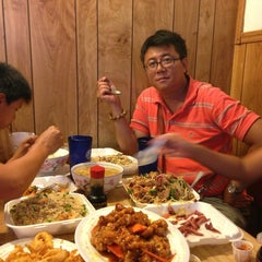 Photo taken at Ming Ho Kitchen by Tony S. on 7/24/2013