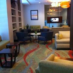 Photo taken at DoubleTree by Hilton Hotel Washington DC - Silver Spring by Keston D. on 9/24/2012