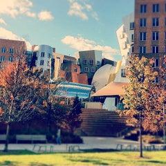 Photo taken at MIT Stata Center (Building 32) by Atsuya S. on 11/13/2012