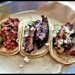 Photo taken at Dorado Tacos & Cemitas by Paola M. on 7/5/2013