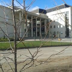 Photo taken at Universidad Autónoma de Chile Talca by Jorge A. on 6/5/2013