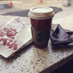 Photo taken at Starbucks by Russia N. on 12/30/2014