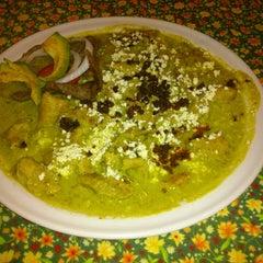 Photo taken at El zacahuil huasteco by Alberto S. on 7/20/2013