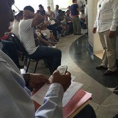 Photo taken at SAT Administración Local Villahermosa by Gloria H. on 4/20/2015