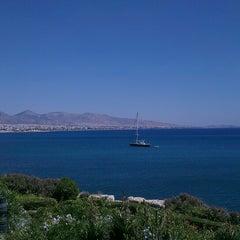 Photo taken at Ναυτικός Όμιλος Ελλάδος (Yacht Club of Greece) by George 💀 B. on 6/18/2013