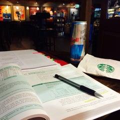 Photo taken at Starbucks by Reem A. on 3/6/2014