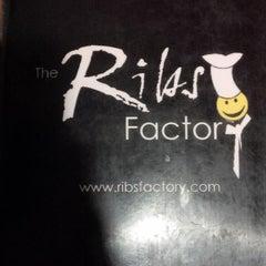 Photo taken at Ribs Factory by Raisha W. on 1/5/2014