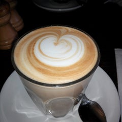 Photo taken at GB Espresso by Irene W. on 11/14/2014