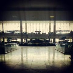 Photo taken at King Fahd International Airport (DMM) مطار الملك فهد الدولي by Silver M. on 6/11/2013