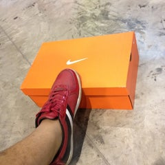 Photo taken at Nike Crescent Mall by Guru L. on 7/12/2012