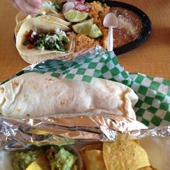 Photo taken at Taqueria Los Ocampo by Troy Q. on 3/13/2012
