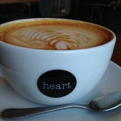 Photo taken at Heart Coffee Roasters by Felice L. on 3/30/2013