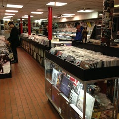 Photo taken at Generation Records by Eddie O. on 5/26/2013