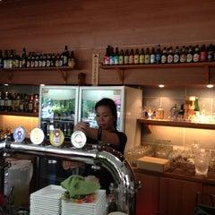 Photo taken at JiBiru Craft Beer Bar by Samuel B. on 5/17/2013