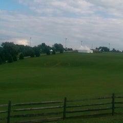 Photo taken at Woodstock original site by Jordan A. on 8/24/2014