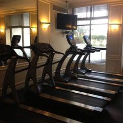Photo taken at Seacoast CondominiumCondominium Gym by Javier M. on 6/12/2013
