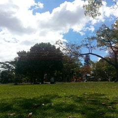 Photo taken at Parque Recreacional La Aguada by Roselyn V. on 1/26/2014