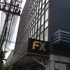 Photo taken at Furama FX Hotel Makkasan by DanganTraveler on 8/16/2013