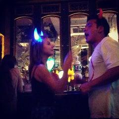 Photo taken at Peak Café & Bar 山頂餐廳酒吧 by Anton Z. on 11/10/2012