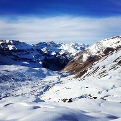 Photo taken at abba Formigal Hotel 4*S by Arman C. on 1/9/2013