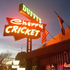 Photo taken at The Cherry Cricket by Bill D. on 12/14/2012
