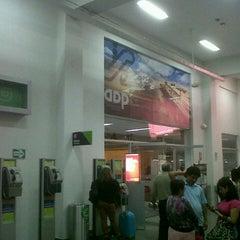 Photo taken at Aeropuerto Internacional Capitán FAP Guillermo Concha Iberico (PIU) by Daniel M. on 11/19/2012