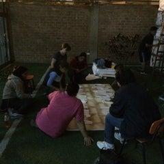 Photo taken at Colegio San Ignacio de Recalde by Lili D. on 11/22/2014