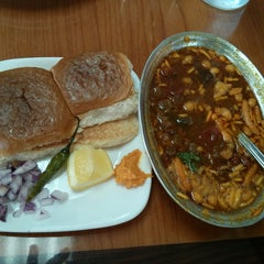 Photo taken at India Chaat Cuisine by Alhad N. on 6/14/2013