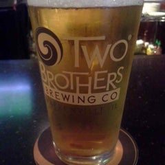 Photo taken at Two Brothers Tap House by mel H. on 9/20/2013