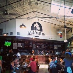 Photo taken at Golden Road Brewing by Skippy J T. on 8/2/2015