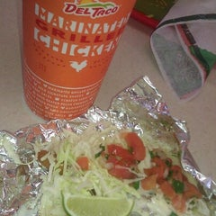 Photo taken at Del Taco by Alex A. on 7/10/2012