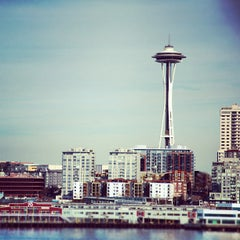 Photo taken at Space Needle by Ryan B. on 6/14/2013