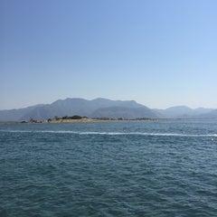 Photo taken at İztuzu Plajı by Kemal T. on 9/2/2015