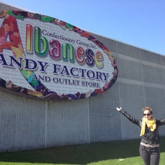 Photo taken at Albanese Confectionery by Michelle S. on 4/20/2013