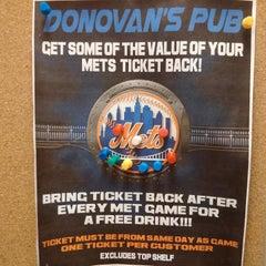 Photo taken at Donovan's Pub by Gary H. on 4/18/2015